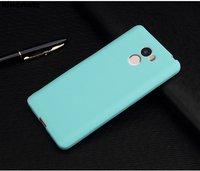 Мятный силиконовый чехол для Xiaomi Mi Mix 2