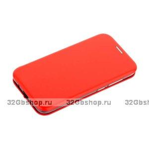 Красный чехол-книжка для Xiaomi Redmi 5A - Fashion Case Slim-Fit Red