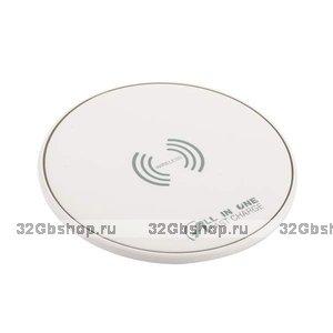 Беспроводное зарядное устройство Aspor Wireless Charging 5V-2A White