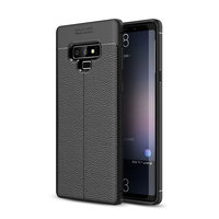 Черный противоударный защитный чехол для Samsung Galaxy Note 9