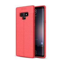 Красный защитный противоударный чехол для Samsung Galaxy Note 9