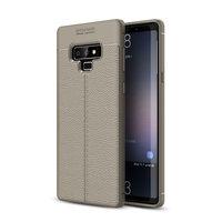 Серый противоударный чехол для Samsung Galaxy Note 9