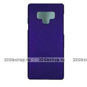 Фиолетовый пластиковый чехол для Samsung Galaxy Note 9