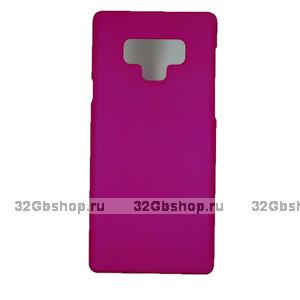 Малиновый пластиковый чехол для Samsung Galaxy Note 9