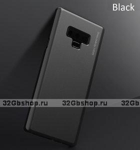 Черный пластиковый чехол для Samsung Galaxy Note 9