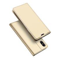 Золотой чехол книжка для iPhone XS Max 6.5