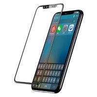 """Стекло защитное для iPhone XS Max (6.5"""") - Baseus 3D Full Coverage Curved Tempered Glass 0.30mm Black"""