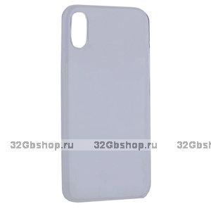 """Прозрачный силиконовый Hoco Light Series для iPhone XR 6.1"""""""