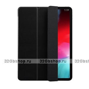 """Черный двусторонний чехол обложка для Apple iPad Pro 11"""" 2018 - Smart Folio Black"""