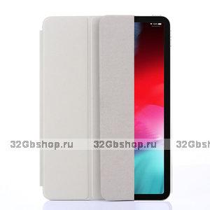 "Белый двусторонний чехол обложка для Apple iPad Pro 11"" 2018 - Smart Folio White"