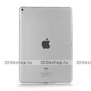 """Прозрачный силиконовый чехол для iPad Pro 11"""""""