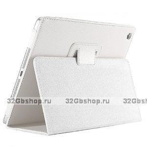 "Белый чехол книжка подставка для iPad Pro 11"""
