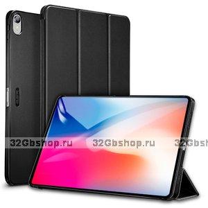 """Черный чехол книжка для Apple iPad Pro 11"""" 2018 - Smart Art Case Black"""