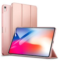 """Розовый золотой чехол книга для Apple iPad Pro 11"""" 2018 - Smart Art Case Rose Gold"""