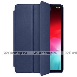 "Синий чехол книга для Apple iPad Pro 11"" - Smart Case Blue"