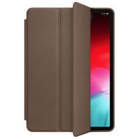 "Коричневый чехол книга для Apple iPad Pro 11"" - Smart Case Brown"