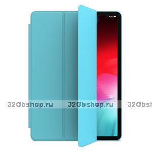 "Голубой чехол книга для Apple iPad Pro 11"" - Smart Case Light Blue"