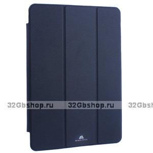 Чехол-книжка Black Rock для New iPad 9,7 2017-2018 Material Booklet Pure Черный