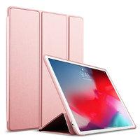 Чехол книжка для iPad Pro 12.9 2018 розовое золото