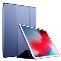 Синий чехол книжка для iPad Pro 12.9 2018