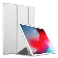 Серебристый чехол книжка для iPad Pro 12.9 2018