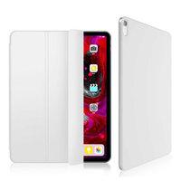 Белый чехол книжка для Apple iPad Pro 12.9 2018 - Smart Folio Case White