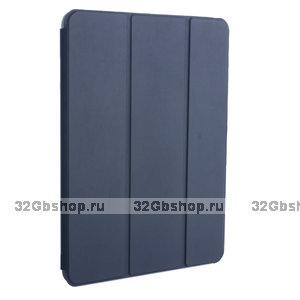 Синий чехол книжка для Apple iPad Pro 12.9 2018 - Smart Case Blue