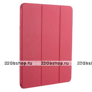 Красный чехол книжка для Apple iPad Pro 12.9 2018 - Smart Case Red