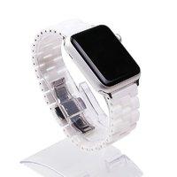 Керамический браслет для Apple Watch 42мм - 44мм Белый