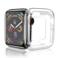 Прозрачный силиконовый чехол для Apple Watch 40mm