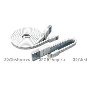 Кабель Lightning - Remax RC-062i для Apple белый