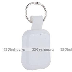 Аккумулятор внешний COTEetCI PB1 Wireless Charger для Apple Watch 3/ 2/ 1, 700 mAh Белый