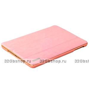 Чехол Slim Cover для iPad mini 3 / 2 розовый - Birscon Fashion series Pink