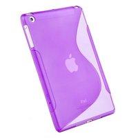 Силиконовый чехол для iPad mini фиолетовый