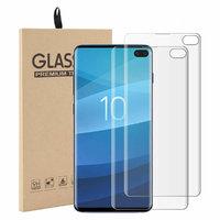 Защитное противоударное стекло для Samsung Galaxy S10+ Plus