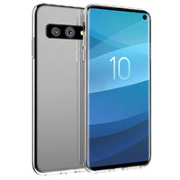 Прозрачный силиконовый чехол для Samsung Galaxy S10e