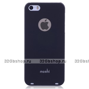 Накладка Moshi iGlaze 5 для iPhone 5 / 5s / SE черная