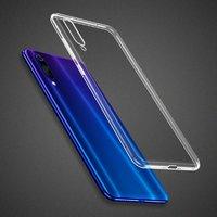 Прозрачный силиконовый чехол для Xiaomi Mi 9
