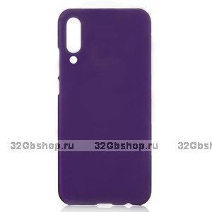 Фиолетовый пластиковый чехол для Xiaomi Mi 9