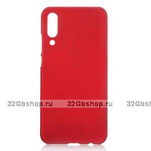 Красный пластиковый чехол для Xiaomi Mi 9