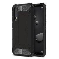 Черный защитный противоударный чехол для Xiaomi Mi 9