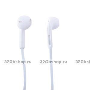 Наушники Hoco M39 (1.2 м) с микрофоном White Белые