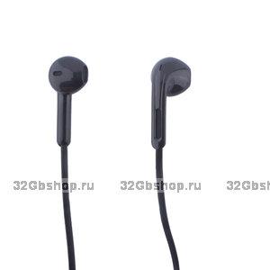 Наушники Hoco M39 (1.2 м) с микрофоном Black Черные
