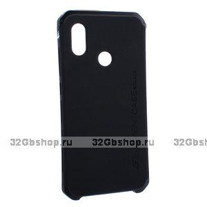 Черный защитный чехол Element Case для Xiaomi Mi 8