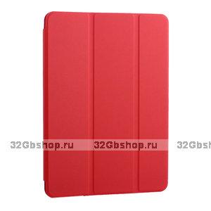 """Красный магнитный чехол подставка для Apple iPad Pro 11"""" 2018 - BoraSCO Smart Folio Red"""