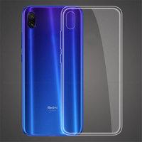 Тонкий прозрачный силиконовый чехол для Xiaomi Redmi 7A