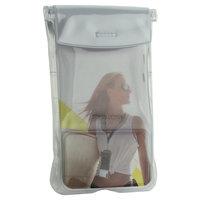 Чехол водонепроницаемый Baseus универсальный Safe Airbag Waterproof Case (4,5 - 7) Прозрачный