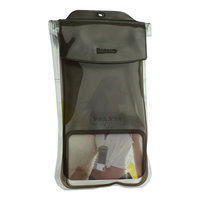 Чехол водонепроницаемый Baseus универсальный Safe Airbag Waterproof Case (4,5 - 7) Прозрачно черный