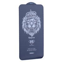 "Стекло защитное Remax 9D Emperor Series для iPhone XR (6.1"") 0.3mm Black"