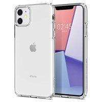 Прозрачный силиконовый чехол для iPhone 11